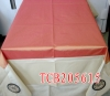 Table cloth .polyester tablecloth.satin table cloth.home decoration