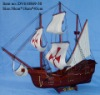 Nautical good/Wooden ship/Model boat/wooden item