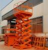 cargo scissor lift