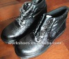 DALIBAI professional high quality safety shoes with India import water cowhide