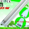 2011 new T5 fluorescent lighting fixture 35W