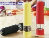 Automatic Electric Pepper Miller ,plastic Electric pepper & salt Spice Grinder