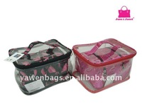 Clear Cosmetic Cases and Boxes (B11888)
