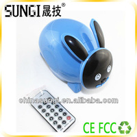 Music Cute Portable Speaker Rabbit Shape