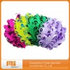 2012 wholesale colorful nagorie feather pads for lady