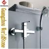 bathroom basin artistic brass faucets