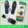 Rechargeable Heater Insoles for Shoes with 1800mAh Lithium battery
