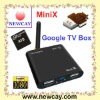 Google TV box miniX with CPU Allwinner A10 android 4.0 OS