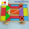Wooden Blocks Car toy