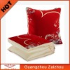 1165B fit for new year and Christmas soft pure cotton and polyester blend and PP cotton cushion quilt