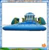 2012 inflatable slide pool