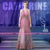 Catherine Fashion Evening Dress 2012 0006