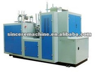 paper cup machine ZB-09( for single pe coated paper)