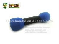 Aerobic Toy Barbell,Foam Covered Barbell,Gym Weight dumbbell