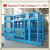 Large welding, machining base