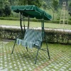 Garden 3 seater swing chair