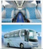 long distance Luxury Tourist 50 passengers bus