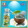 Young Coconut Juice with Pulp - Light (low sugar formulation)