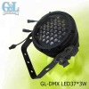 tv studio spot light GL-DMX LED37*3W