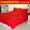 printed cheap bedding sets