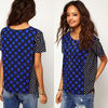Big and Small Spots T-Shirt china export clothes