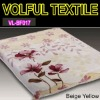 Best price beautiful soft feeling printed blanket