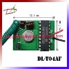 2262 encode Super heterodyne rf transmitter module
