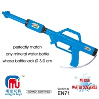 Best Sell Plastic Cola Water Gun(Blue) without bottle MJ1028B