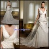 2009 Hot Selling ---Unique Bridal Wedding Dress--XX099