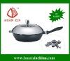 die cast aluminum deep fry pan