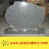 China black granite headstone designs