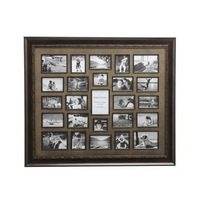 Spiced Tortoise Collage Frame