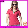 fashion women's golf polo shirt