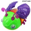 Toy beetle plastic insects beetles plastic beetle toy has music and light