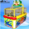 2P Tank War coin operated game machine