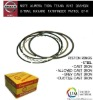 Piston Rings for Nissan