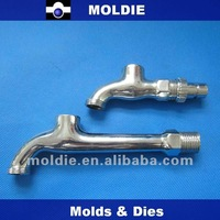 Zamak die casting tap accessories