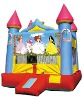 inflatable princess jumer,moonwalks B1128