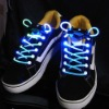 hot sell cheap new led fiber optic shoelaces
