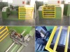 Steel strip take-up machine