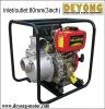 3 inch diesel water pump set