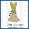Skirt Shape Memo Pad for Office Stationery