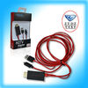 Micro-USB to HDMI cable for mobile phones