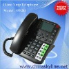 Supply 4 Line Voip Phone(sip&H.323)