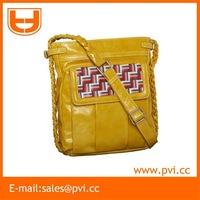 Tan Camera Shoulder Bag