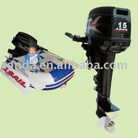 Outboard Motor ,15HP, 2-stroke