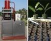 grow seedlings nutritive block tablet press machine