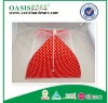umbrella food cover/4 sides mesh polyester food cover /Mesh food cover /Outdoor food covers