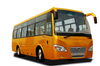 9.2m Luxury seat Tourist Bus for sale