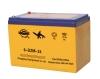 12v24ah lead acid e-bike battery